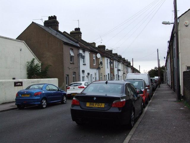 Factory Road, Northfleet