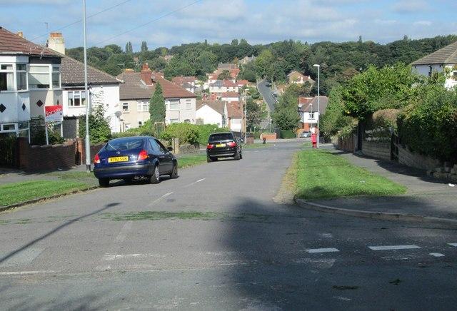 Rossington Road - Upland Crescent