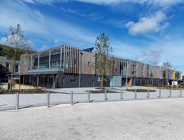 Ebbw Fawr Learning Community in Ebbw Vale