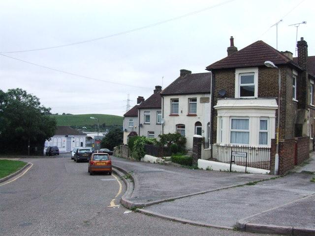 Station Road, Northfleet