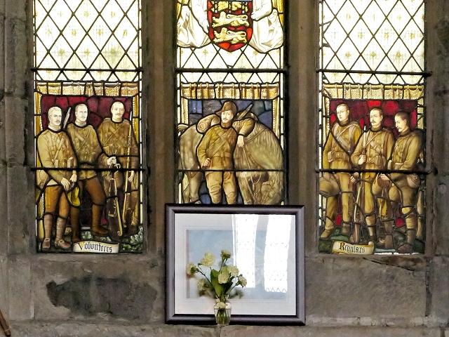 The Boer Window (detail)