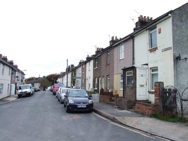 Hamerton Road, Northfleet