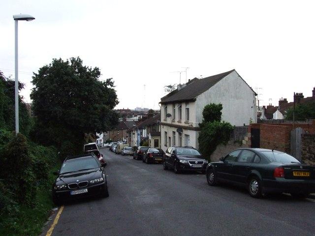 Railway Street, Northfleet