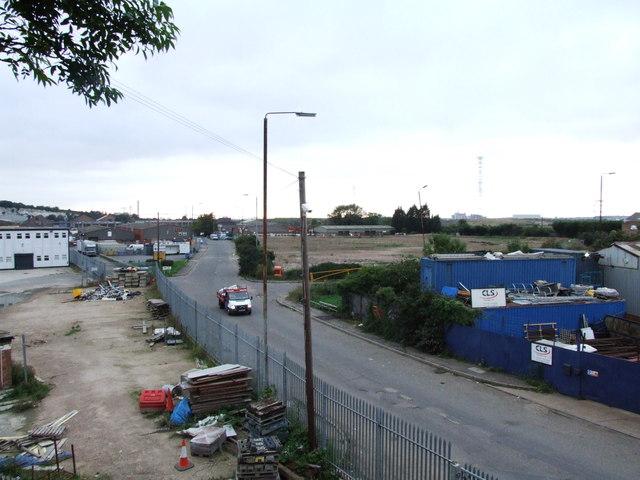 Northfleet Industrial Estate