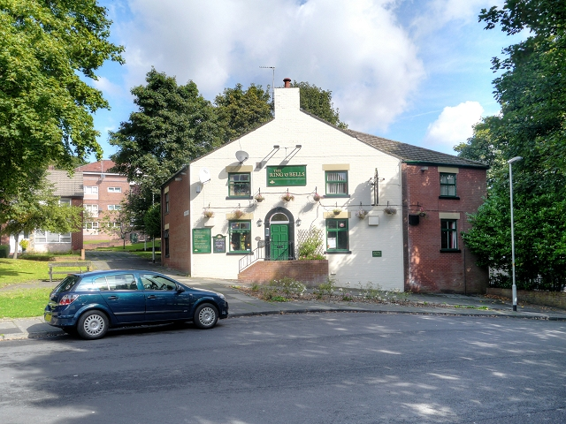 The Ring O'Bells, St Leonard's Square