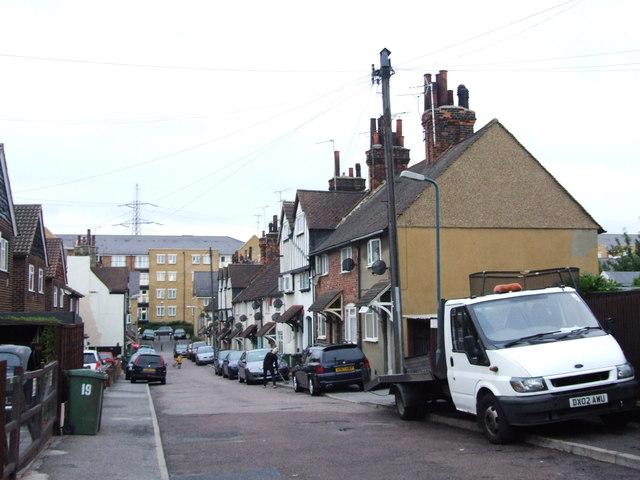 Taunton Road, Northfleet
