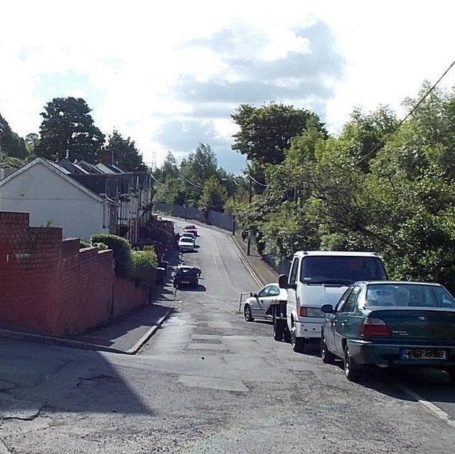 Clovelly Avenue, Ebbw Vale