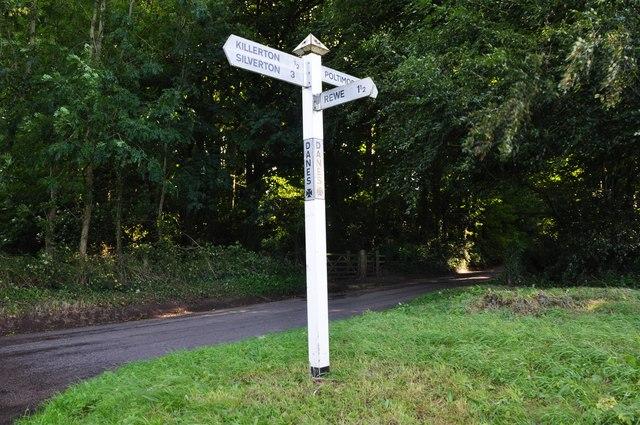 East Devon : Danes Cross