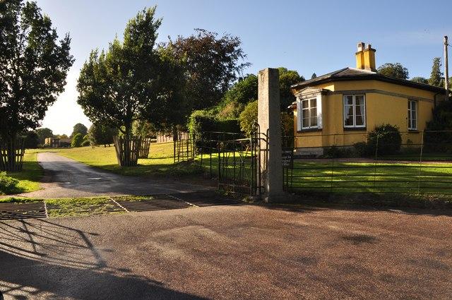 East Devon : Park Lodge & Killerton
