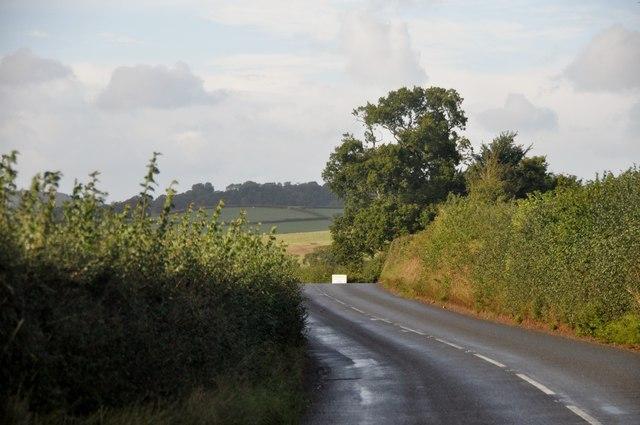 Mid Devon : The A396