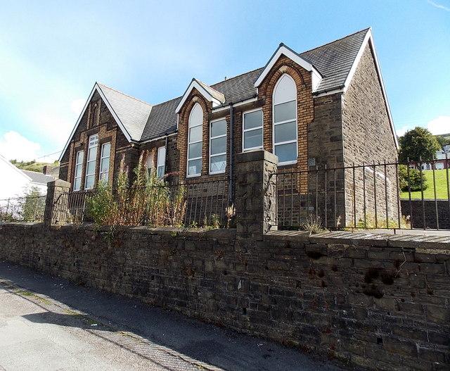 Former Tyllwyn School, Ebbw Vale