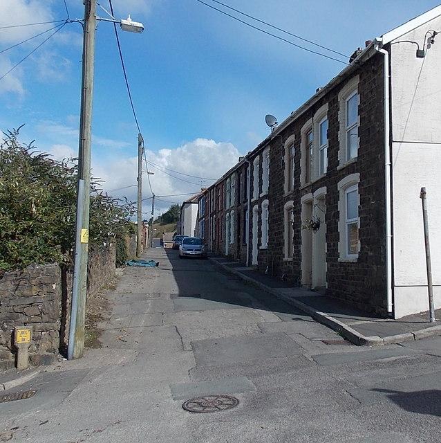 Greenfield Terrace, Ebbw Vale