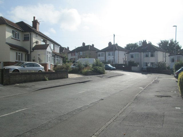 Easterly Avenue - Upland Road
