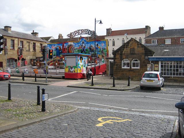 The fair's in town