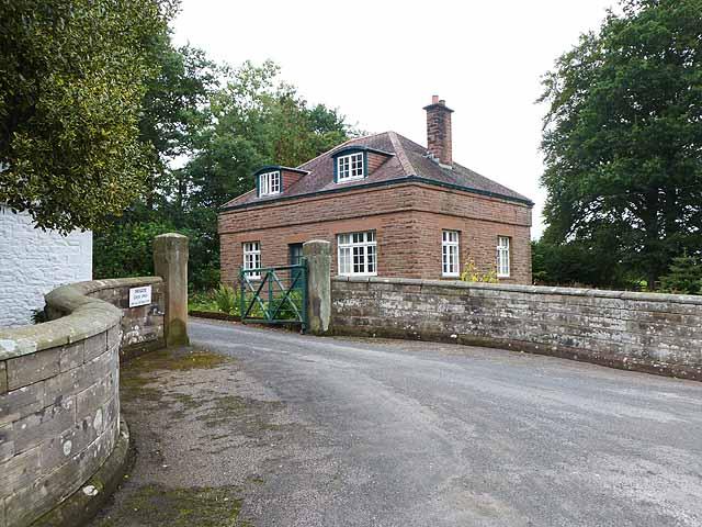 Lodge to Broadfield House, Southwaite
