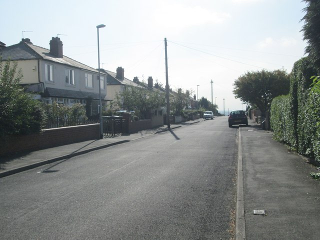Hetton Road - viewed from Copgrove Road