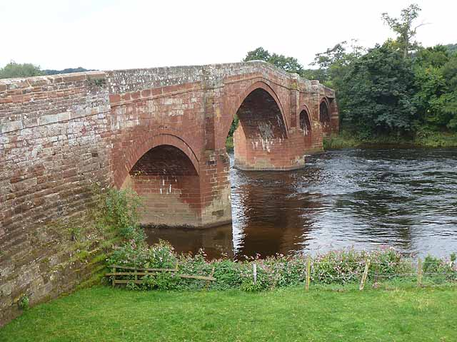 Eden Bridge, Lazonby