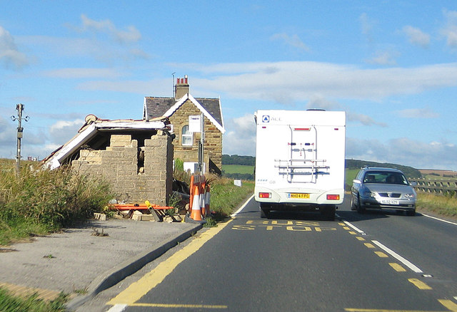Another bus shelter demolished