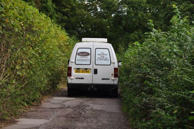 Mid Devon : Small Lane