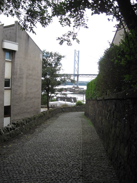 Fife Coastal Path - North Queensferry