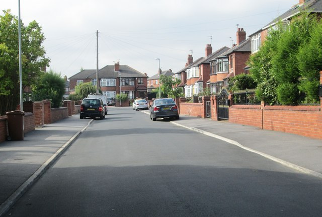 Arlington Grove - Gipton Wood Road