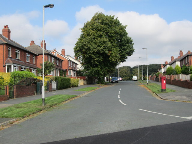 Gipton Wood Road - Arlington Road