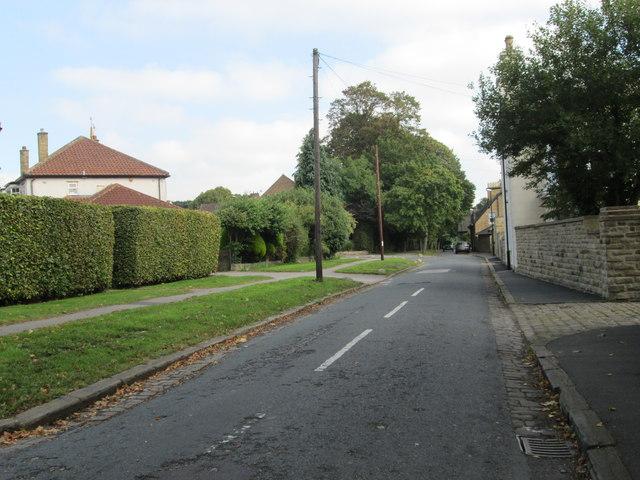 Oakwood Grange Lane - Oakwood Lane