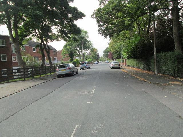 Montagu Drive - Oakwood Lane