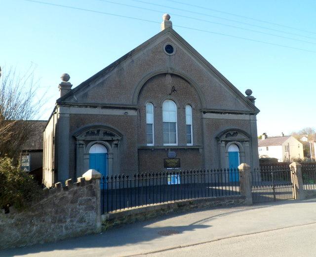 Eglwys Unedig Rhos-Y-Gad in Llanfairpwllgwyngyll