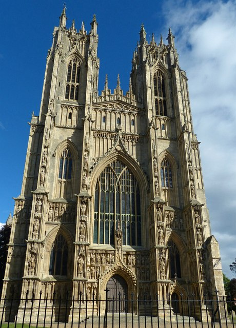 The west end of Beverley Minster