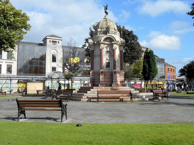 The Kay Monument, Bury