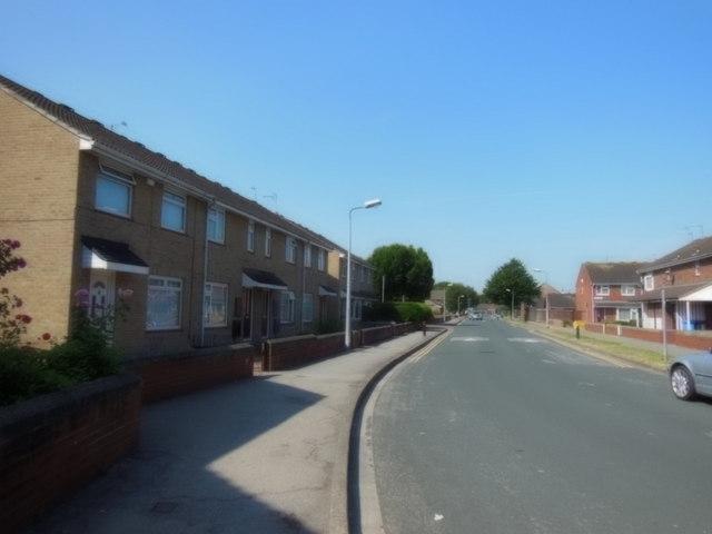 Dairycoates Avenue, Hull