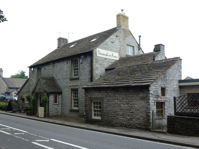 Devonshire Arms, Peak Forest