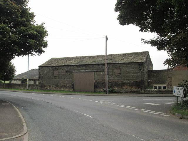 Barn at Town Farm , West Bretton