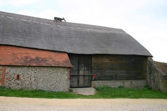 The Barn Upper Barpham Farm