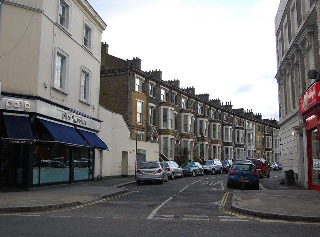St Aubyn's Rd