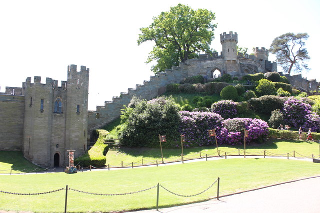 Warwick Castle  (7)