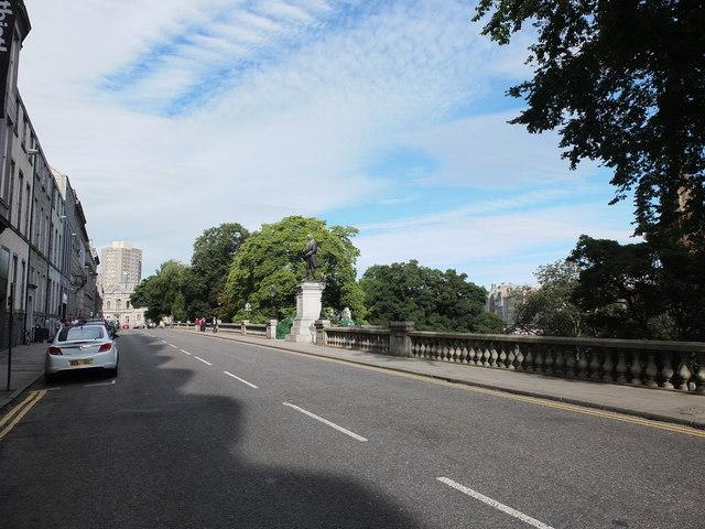Union Terrace, Aberdeen