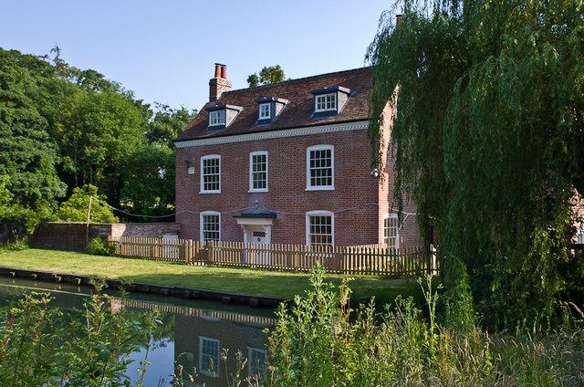 Wonham Mill House