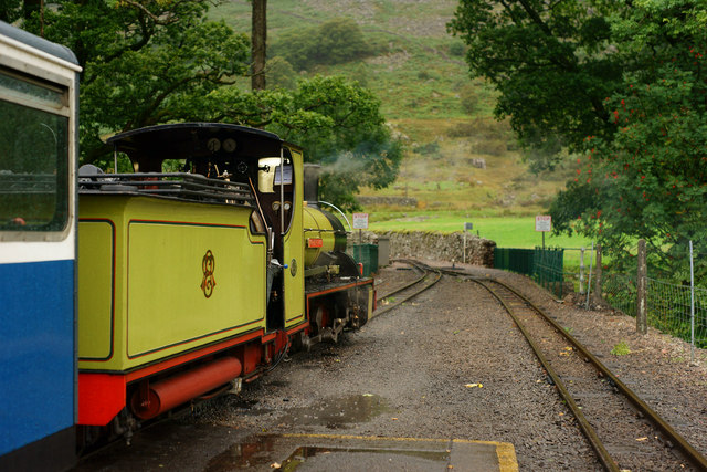 Northern Rock at Dalegarth