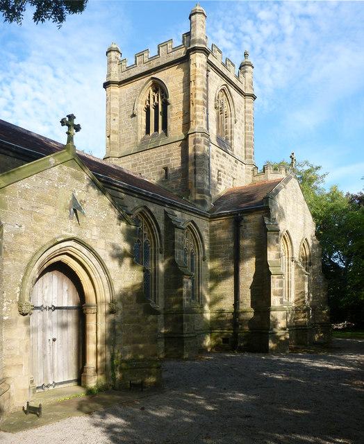 East Layton Parish Church