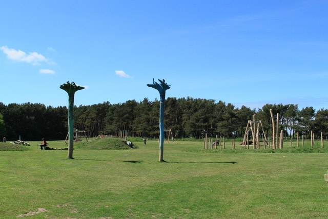 John Muir Country Park Dunbar