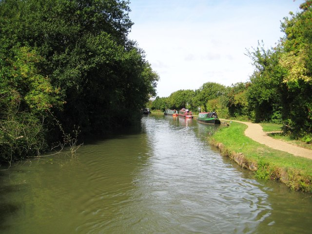 Grand Union Canal: Site of former Bridge Number 70