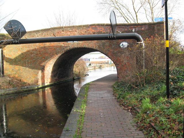 Bridge by Smeaton-Tyburn, Birmingham