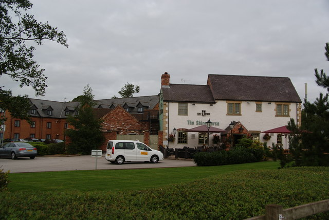 The Shire Horse, Stafford