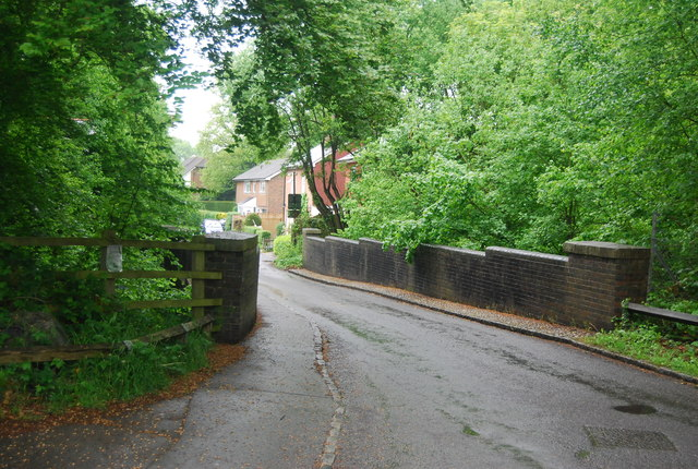 Bridge, Church Rd