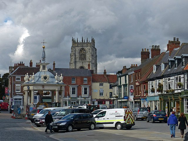 The Market Square, Beverley