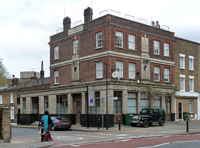 Former King William IV, Camberwell New Road