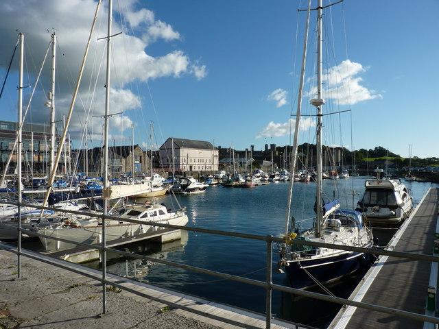 Victoria Dock, Caernarfon