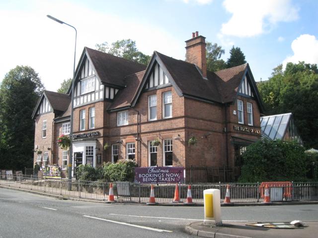 The Bottle of Sack, Birmingham Road
